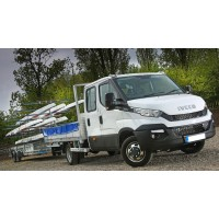 Iveco Daily Twin Cab Dropside
